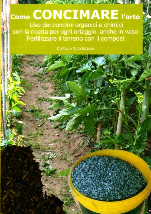 Concimazione coltivare l 39 orto for Concime per pomodori